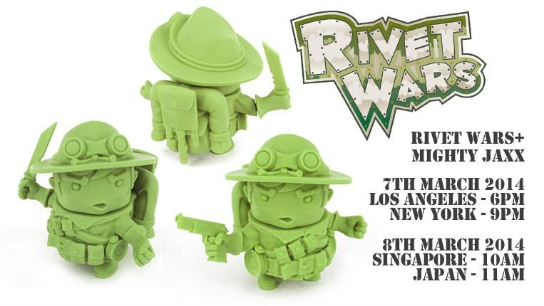 rivet wars mighty jaxx