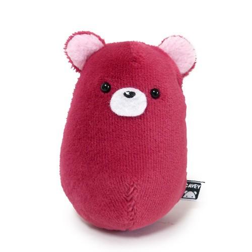 Bear Cavey plush
