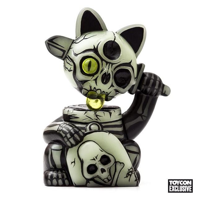 GID Misfortune Cat custom Jon Paul Kaiser