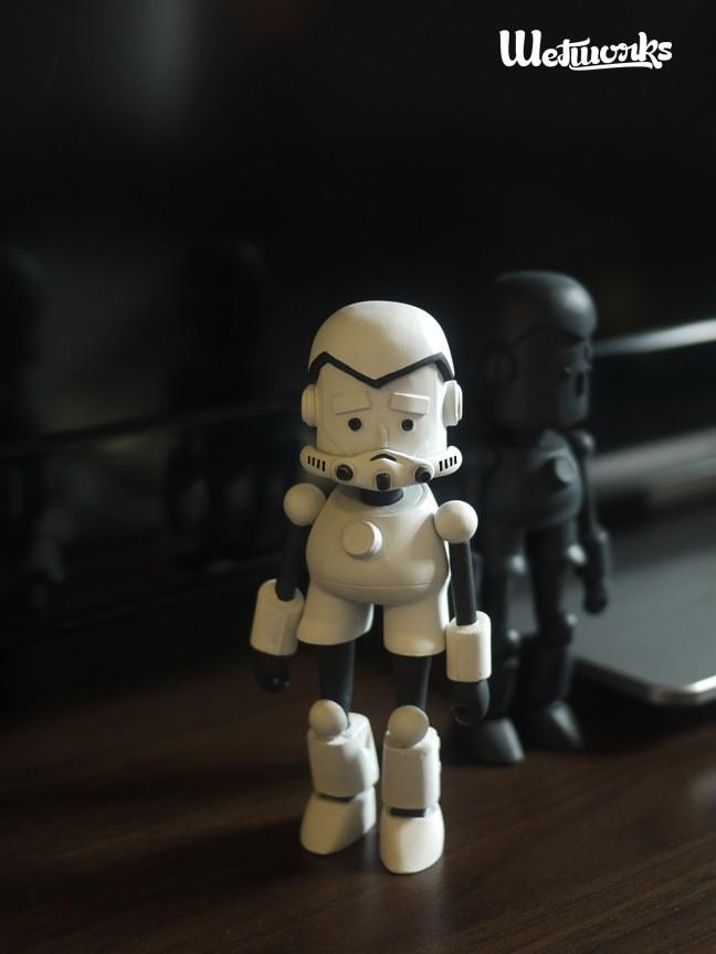 Hero Trooper - Wetworks