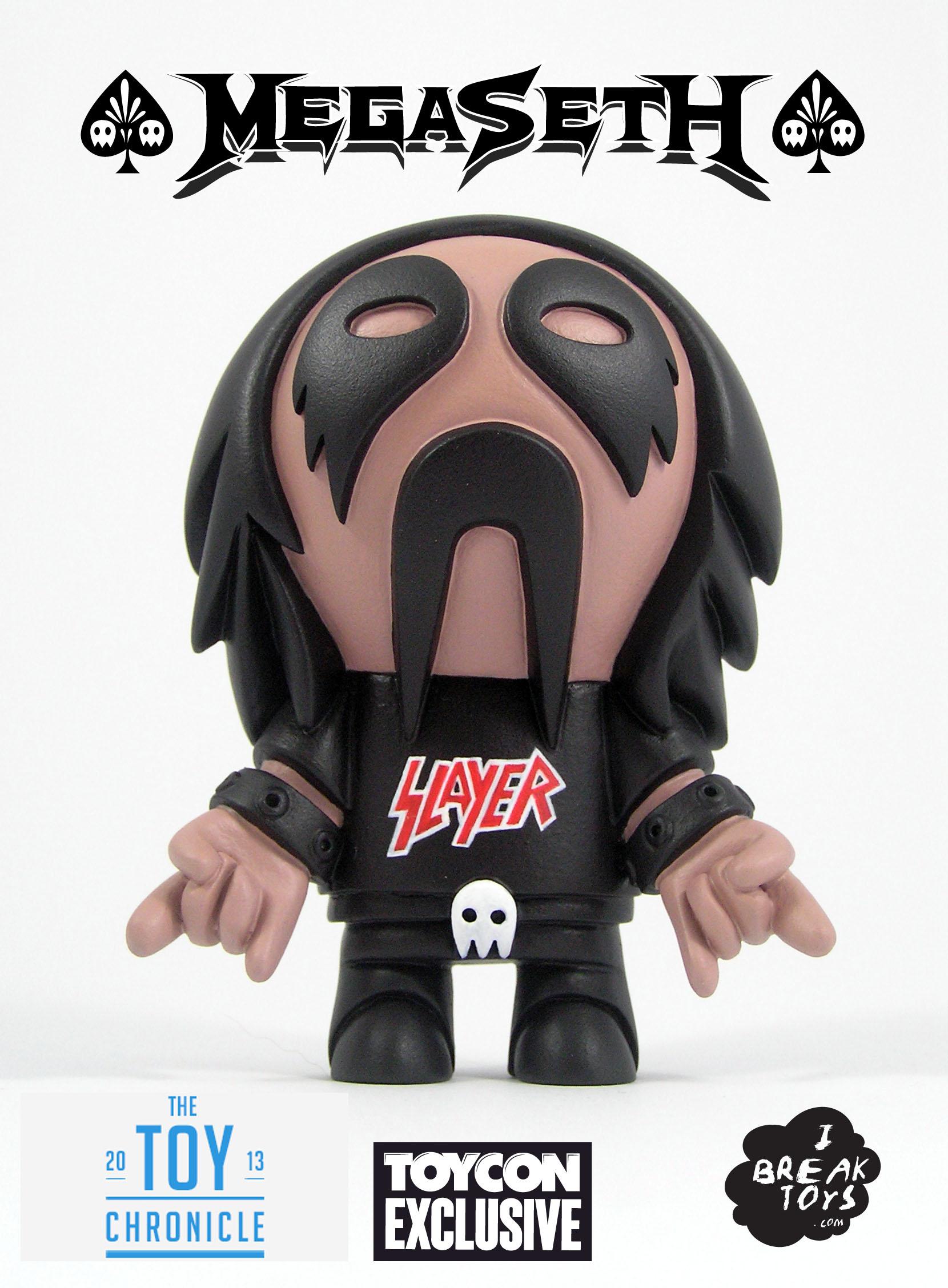 The Toy Chronicle MegaSeth - Slayer