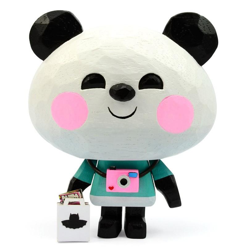 Panda Otaku Jerry Toycon UK Painted Edition