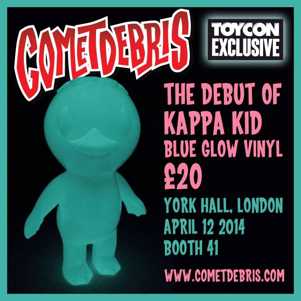 oyCon UK Debut Of Kappa Kid GID