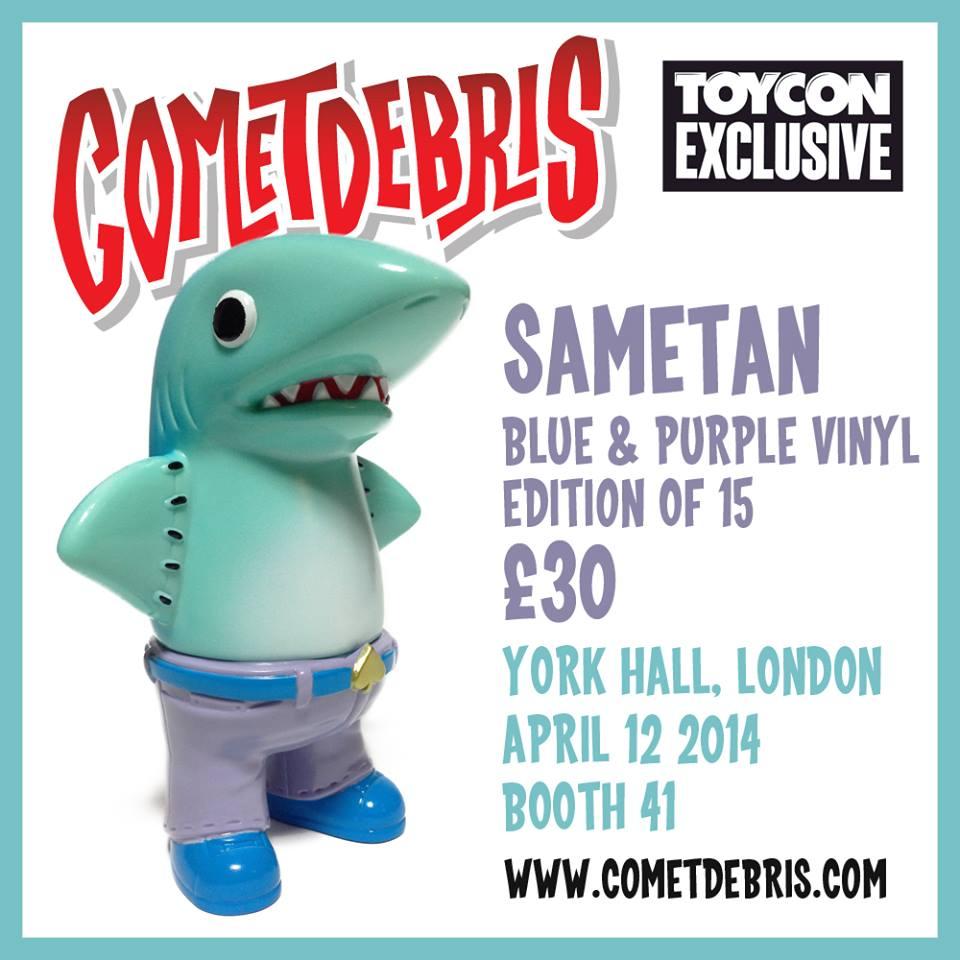 ToyCon UK Sametan