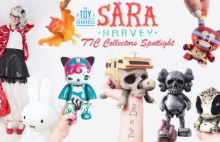 TTC Collectors Spotlight - Sara Harvey