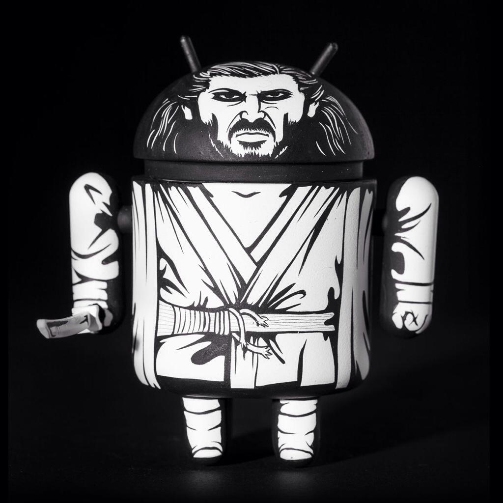 JPK 47 ronin custom android Kai