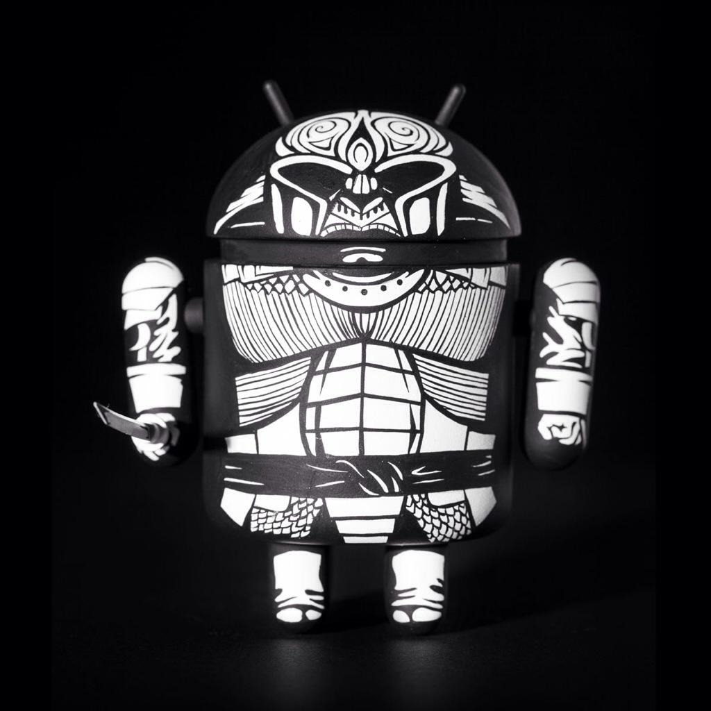 JPK 47 ronin custom android Armor