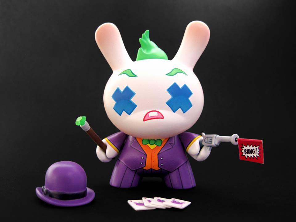 Dolly Oblong The Joker