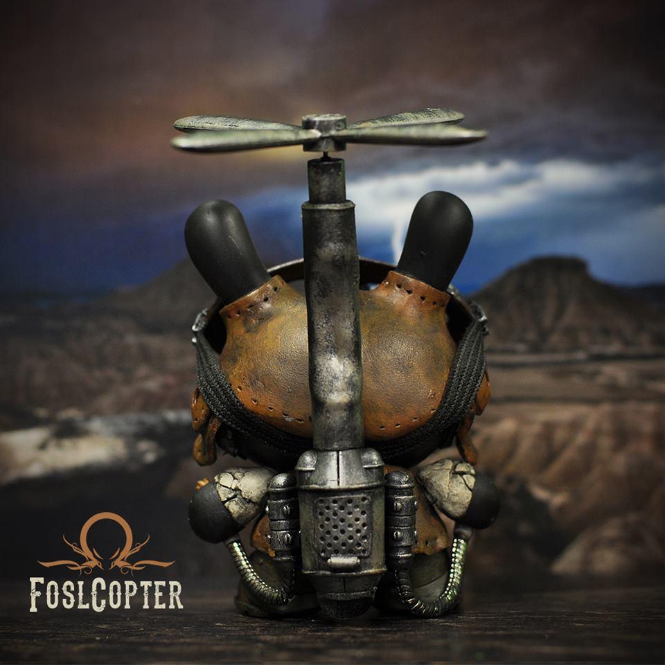 Foslcopter Komega