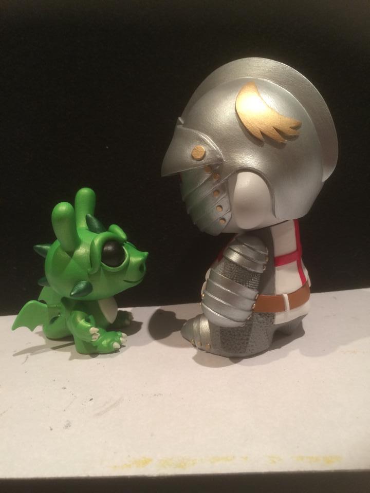 George & The Dragon - Krunster 5