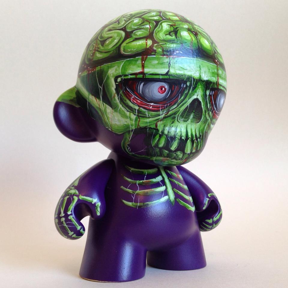 Zombie Terror Toy Terror 1