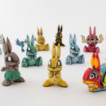Chaos Bunnies Mini by Joe Ledbetter