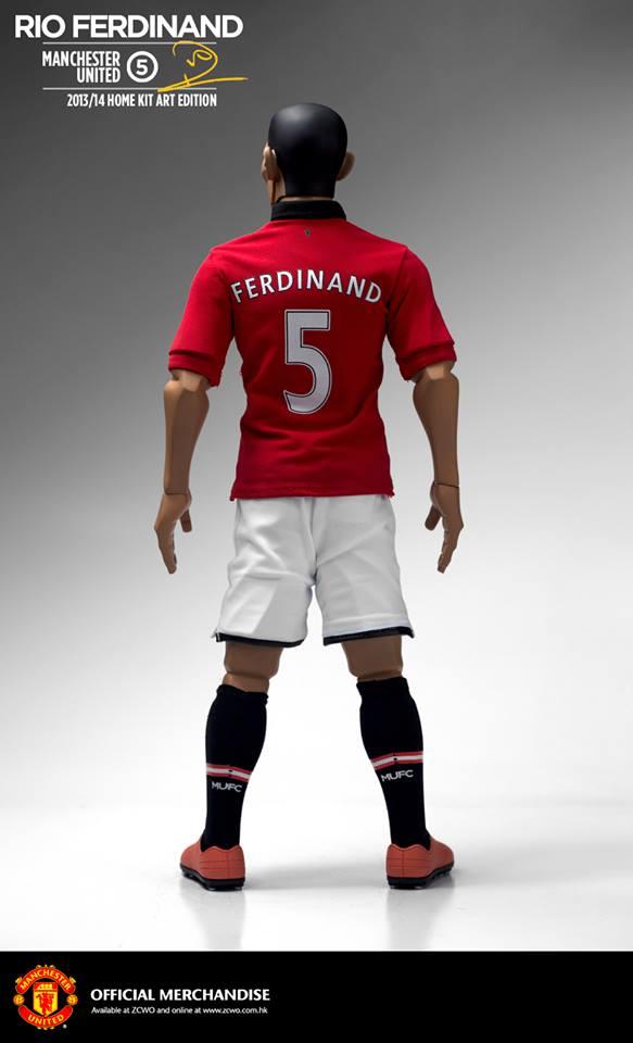 Rio Ferdinand - Fools Paradise - Manchester United