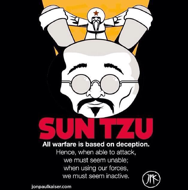 Sun Tzu JPK