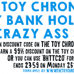 TTC May Bank Holiday Crazy Ass Sale
