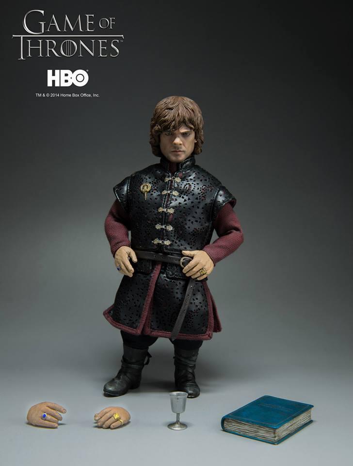 Tyrion Lannister Game of Thrones threezero
