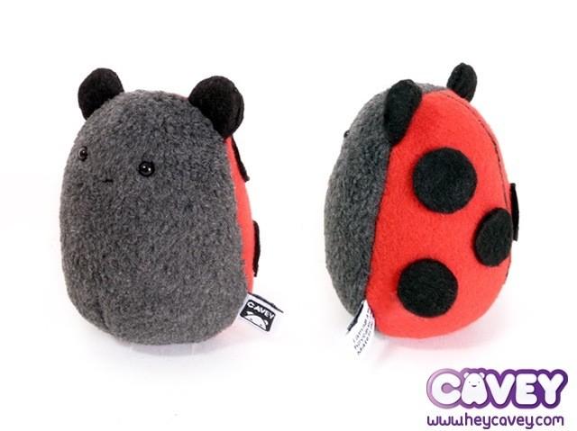 ladybird cavey