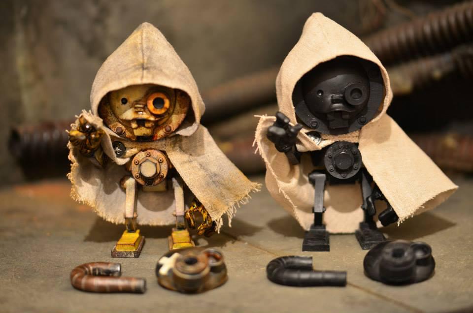 Chika Toys duo
