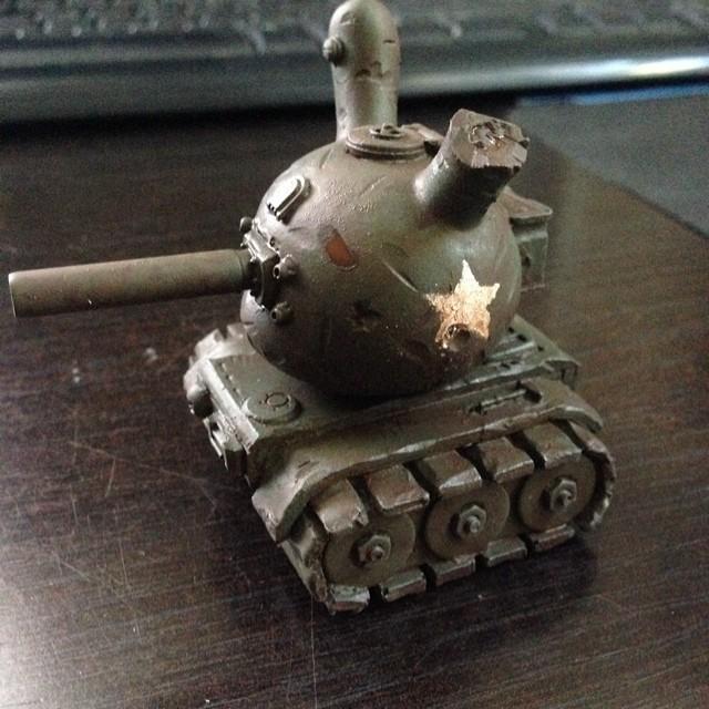 drilone tank