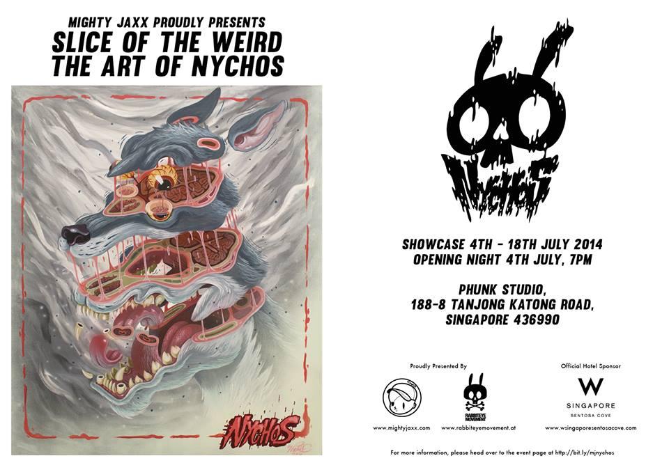 nychos art show