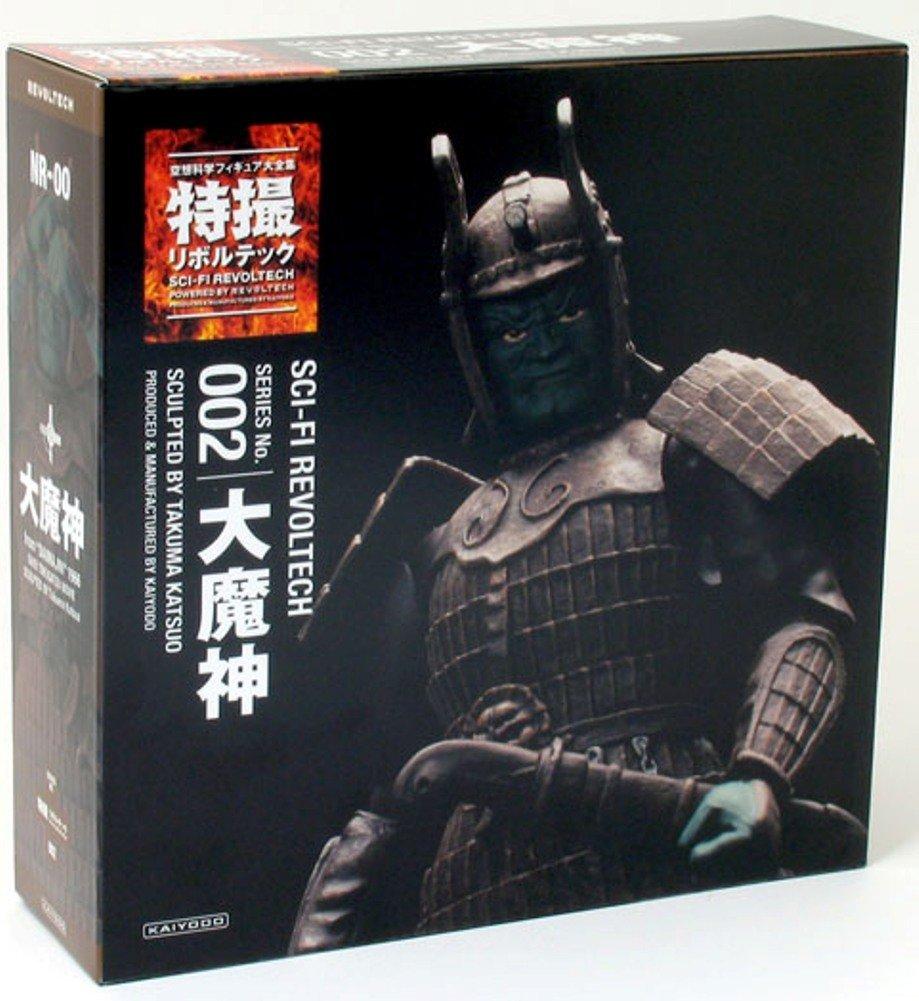 daimajin revoltech box