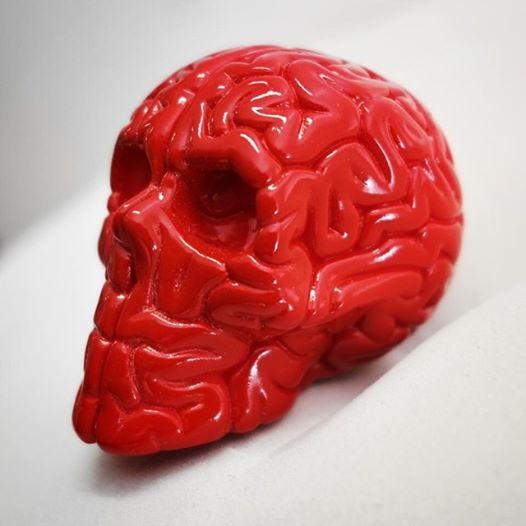 Mini Skull Brain -  Emilio Garcia Lapolab