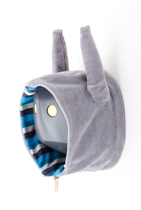 Roook fashion mojo gray