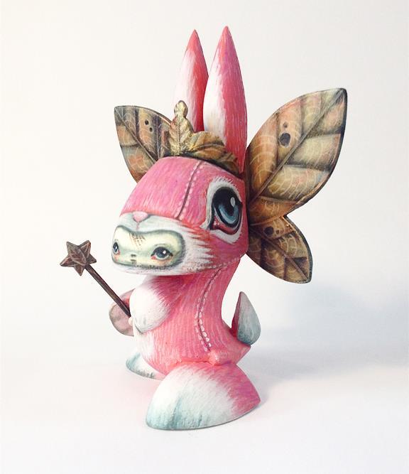 64colors Chaos Mini Bunny Custom