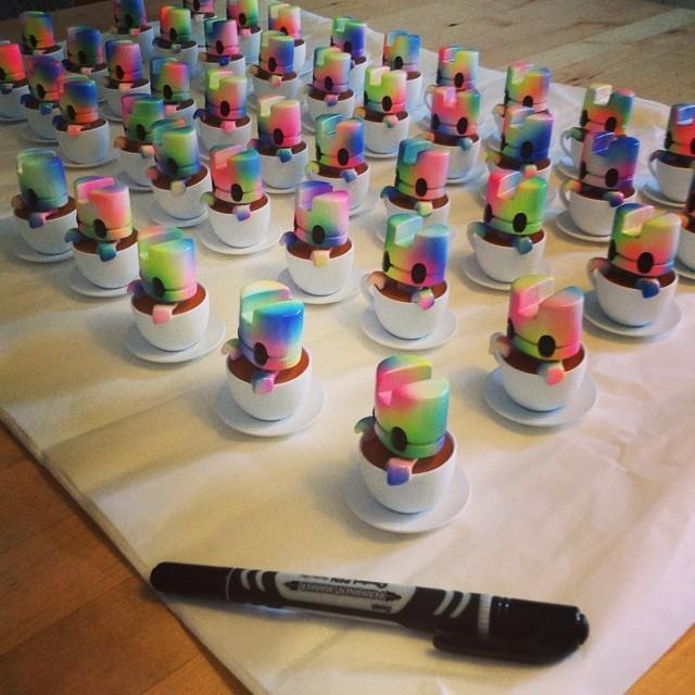 Spectrum Cups Step 6 Lunartik