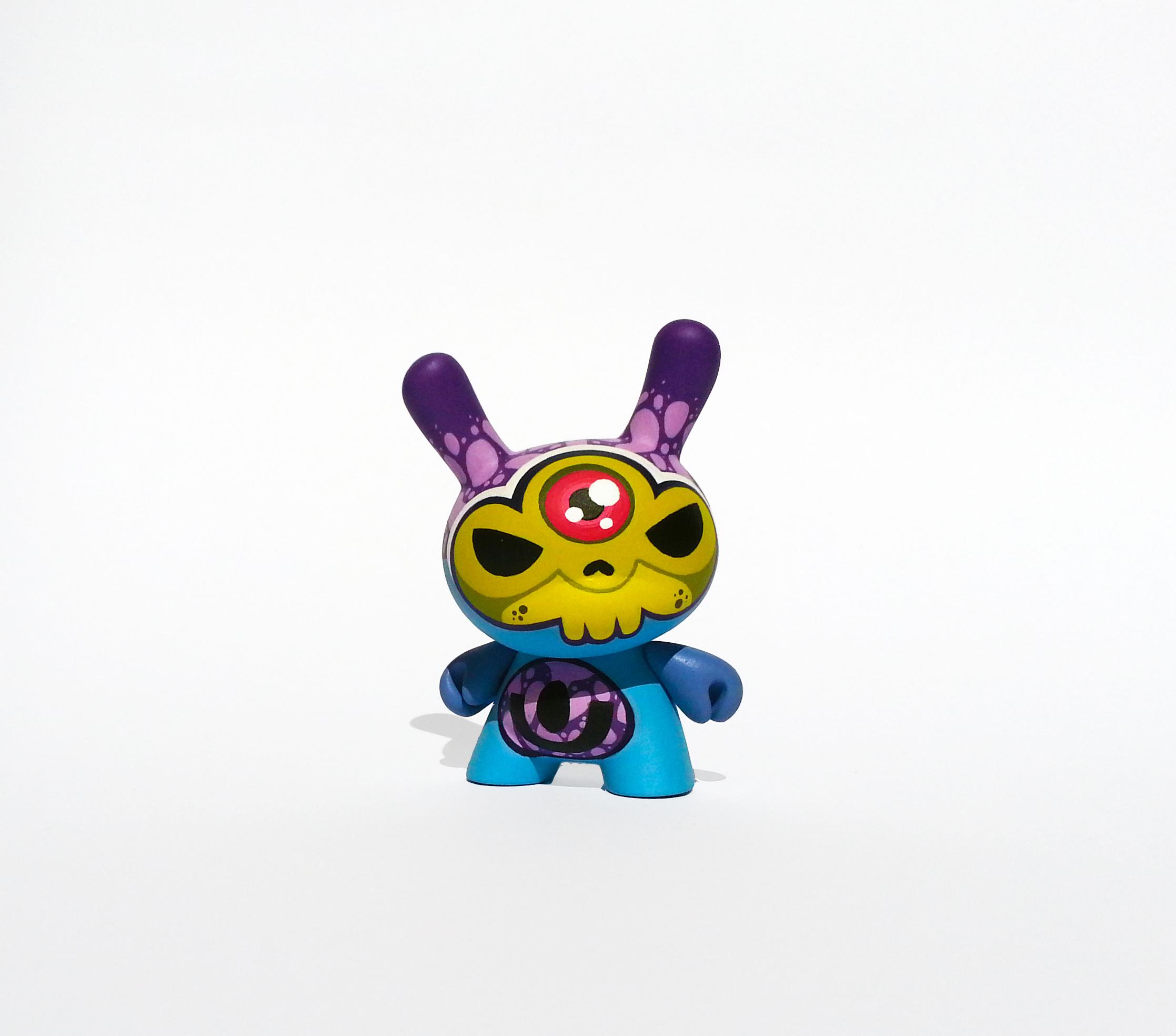 EyeSkull Series - WuzOne 2