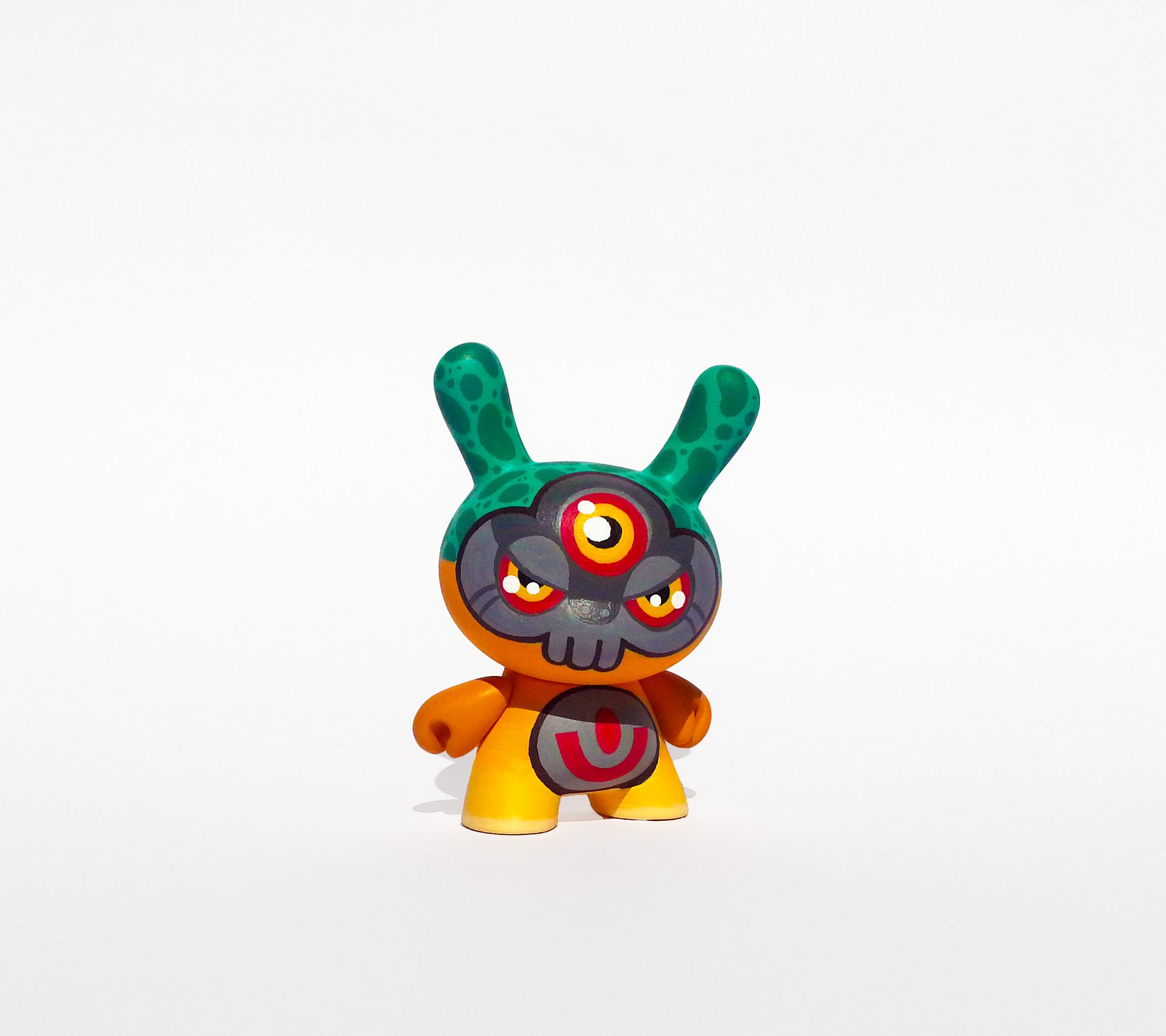 EyeSkull Series - WuzOne 3