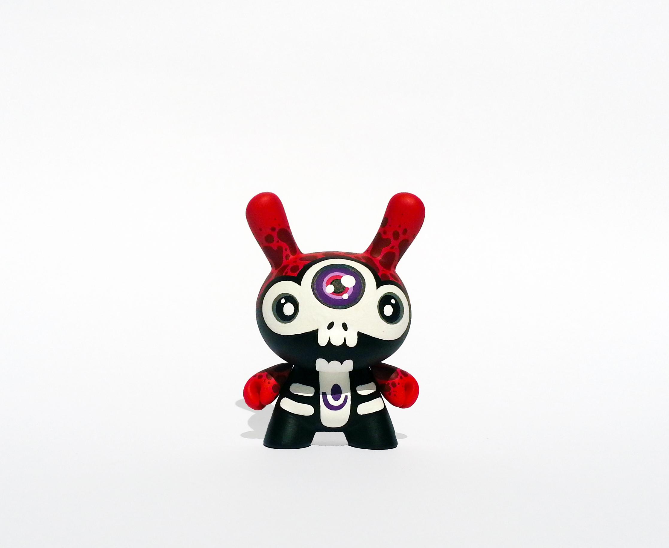 EyeSkull Series - WuzOne 4