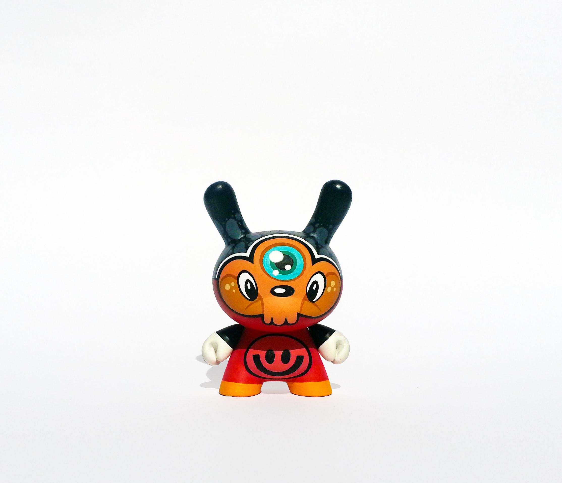 EyeSkull Series - WuzOne 5