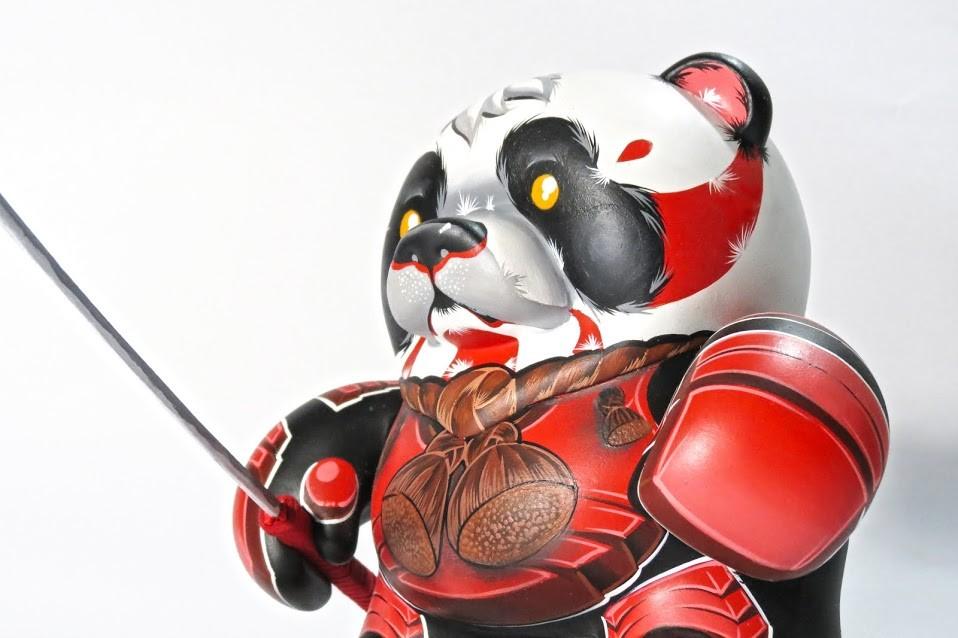 Gabriel Carpio Print shibo Panda H
