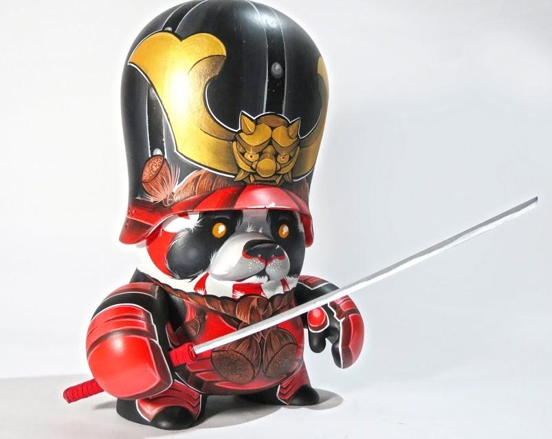 Gabriel Carpio Print shibo Panda far