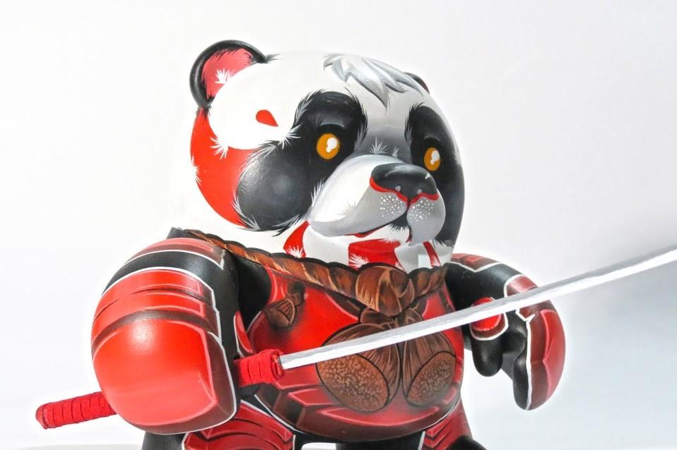 Gabriel Carpio Print shibo Panda hat off