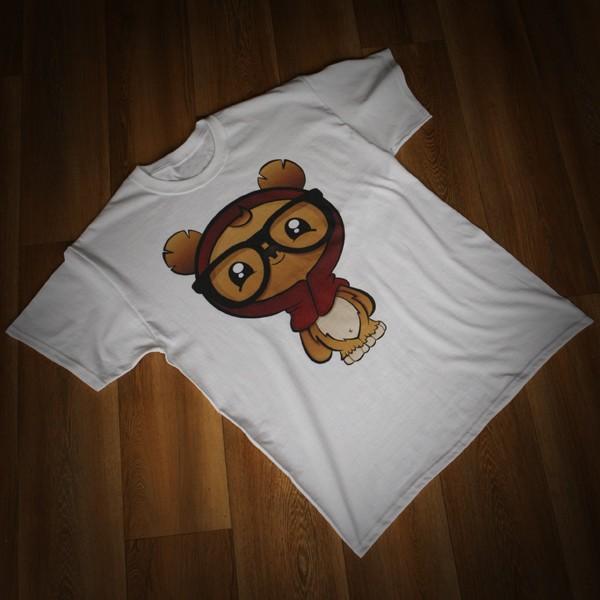 Geekwok t-shirts colour