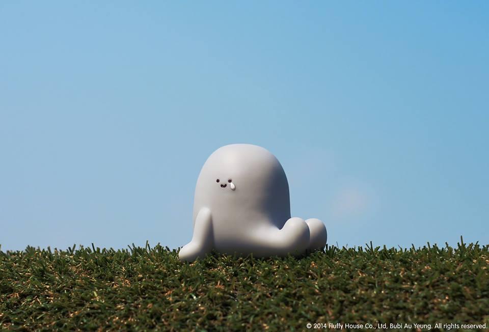 I AM OK - Fluffy House x Bubi Au Yeung g