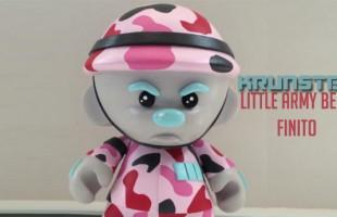 Little Army Bear Finito - Krunster