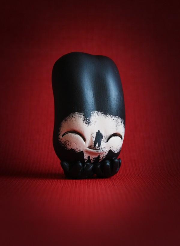 Watson Leverton Skull Face