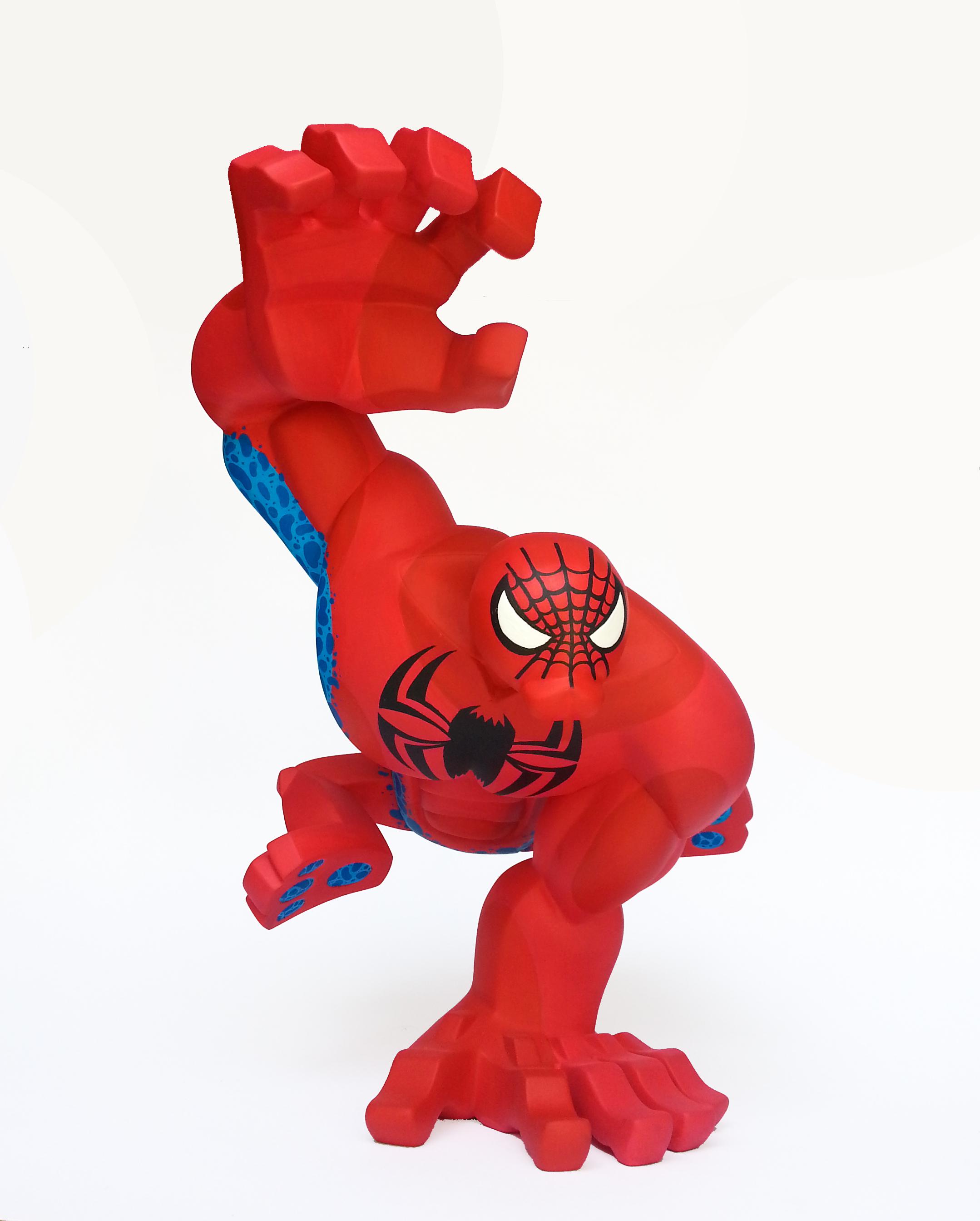 Spiderman Paw! - WuzOne 4