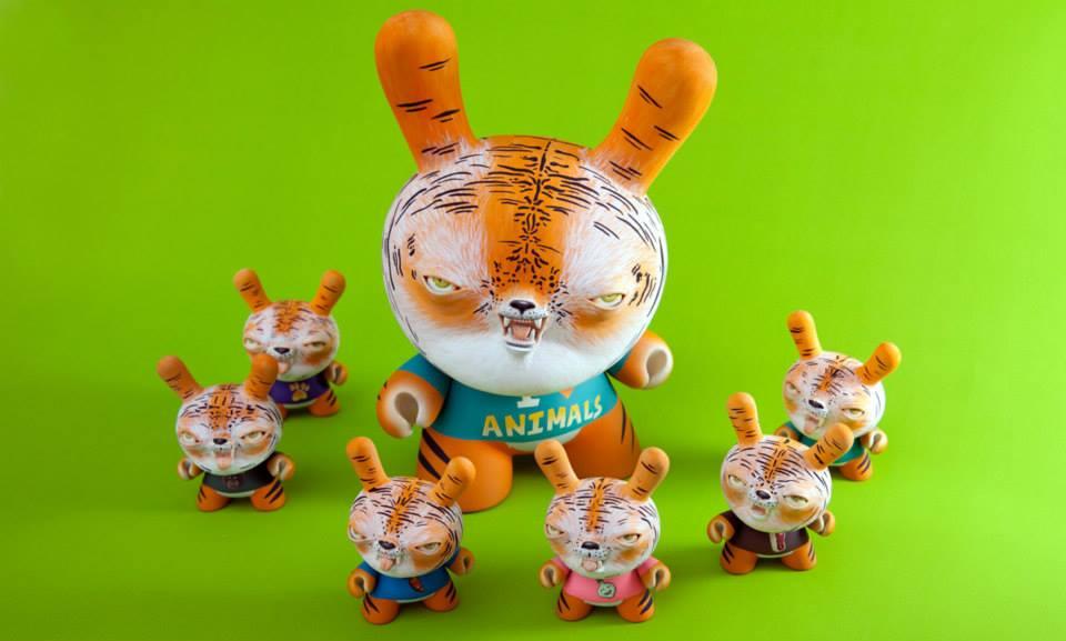 Tigers family  Mr Mitote