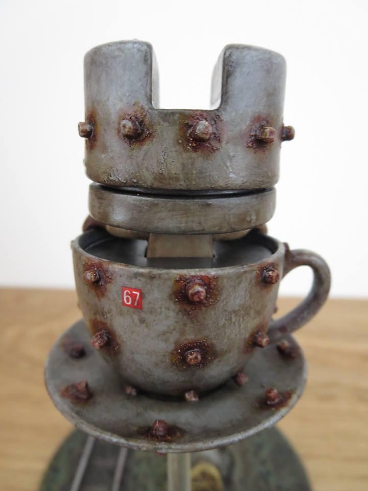 War of Tea Worlds - Jim Magee back