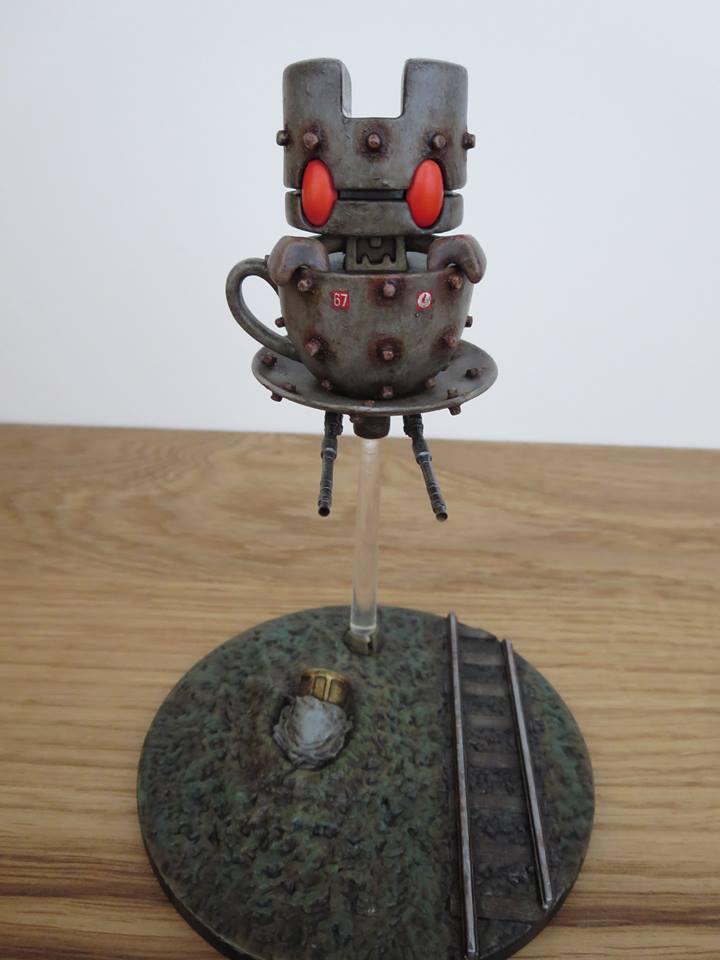 War of Tea Worlds - Jim Magee