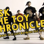AskTTC - ThreeA: Barbies for men?