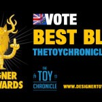 Designer Toy Awards 2014 - Best Blog - The Toy Chronicle