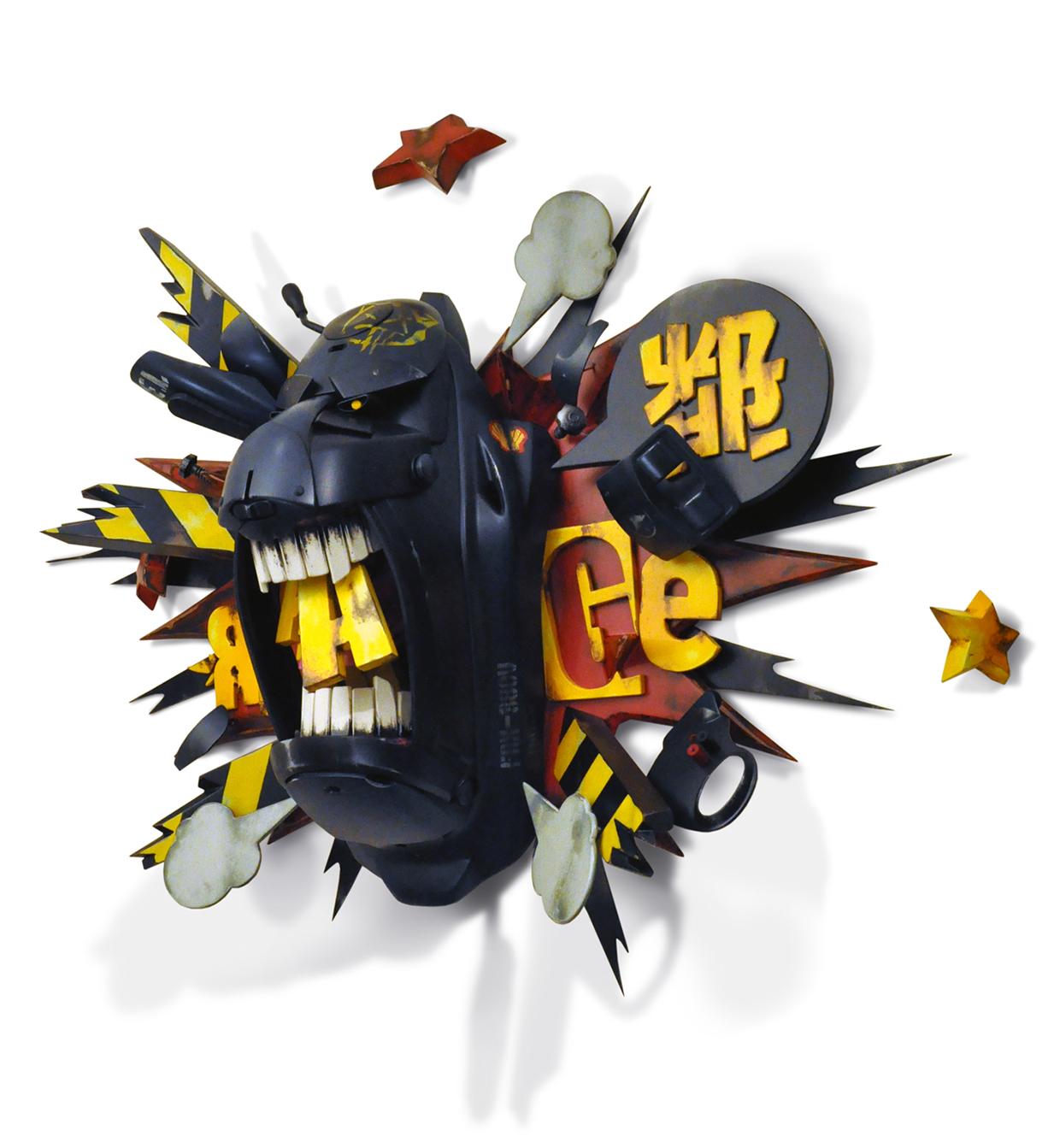 charles LEONARD rage 3