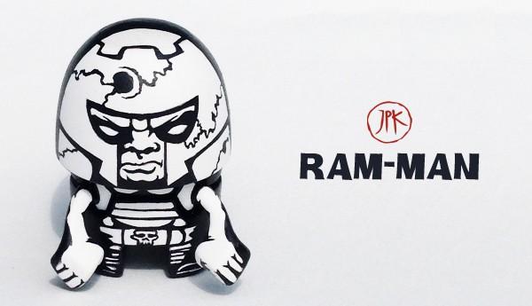 Ram Man by JPK