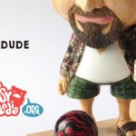 the dude by messy media