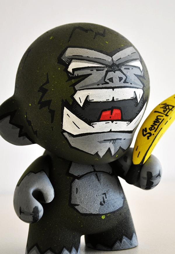 Banana Beast SevenLab closup